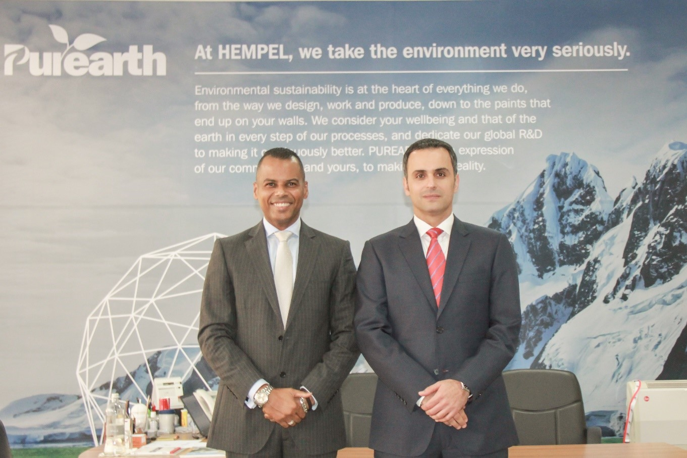 Hempel Paints signs up as Strategic Sponsor for Gulf Interiors 2016