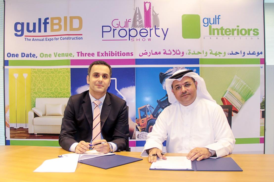 'KMC Building Materials' becomes first Strategic Sponsor of gulfInteriors 2015