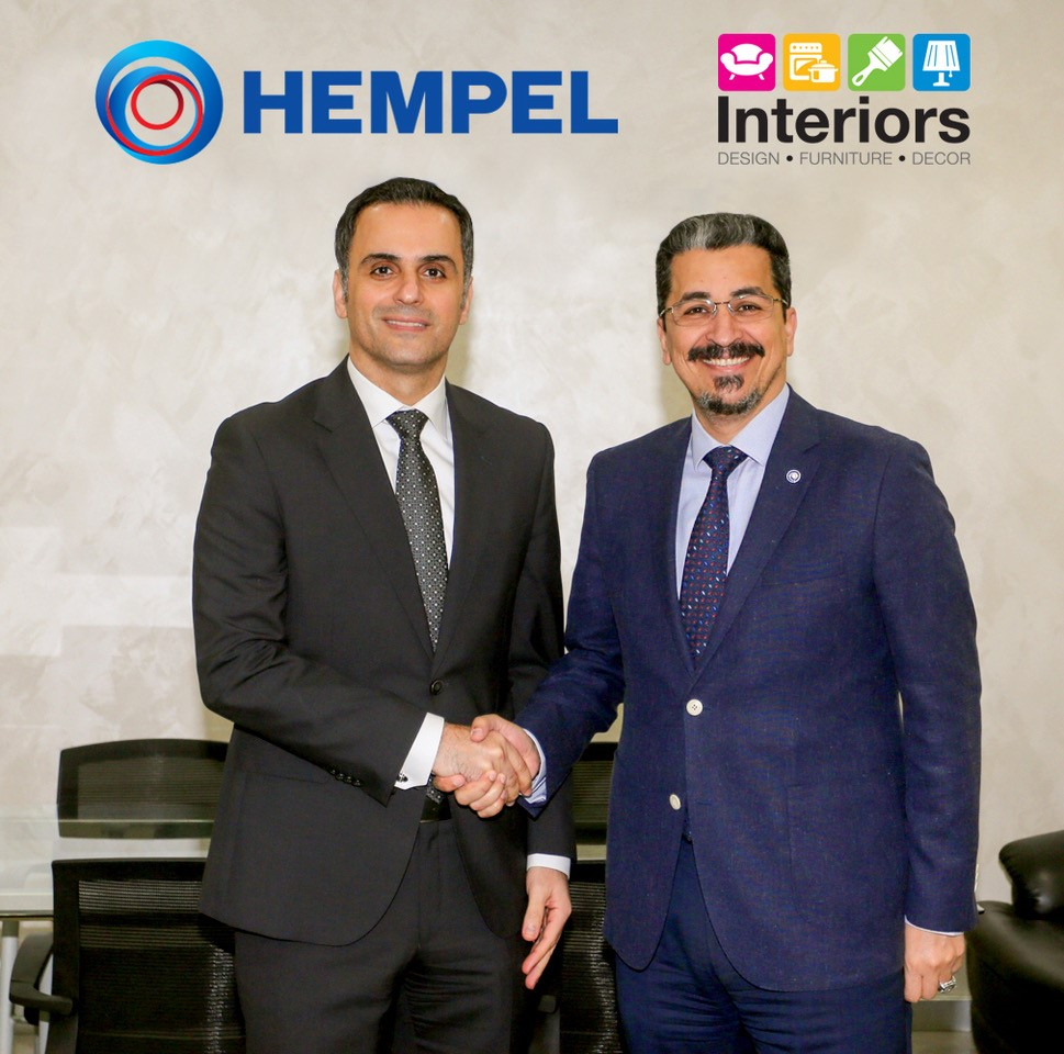 Hempel Paints use Strategic Sponsorship to unveil new products at Interiors Expo 2018
