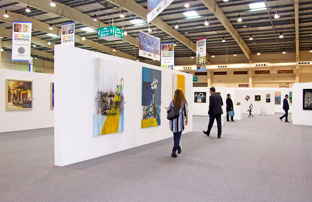 Bahrain Arts Society (On the Wall)