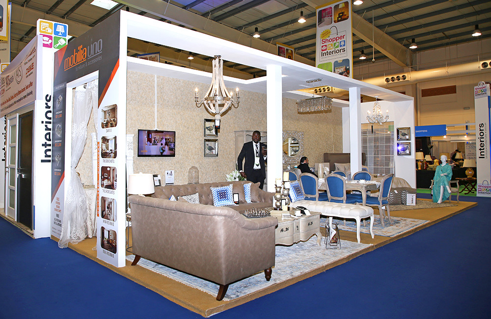 2017 stand awards interiors expo for Mobilia uno furniture