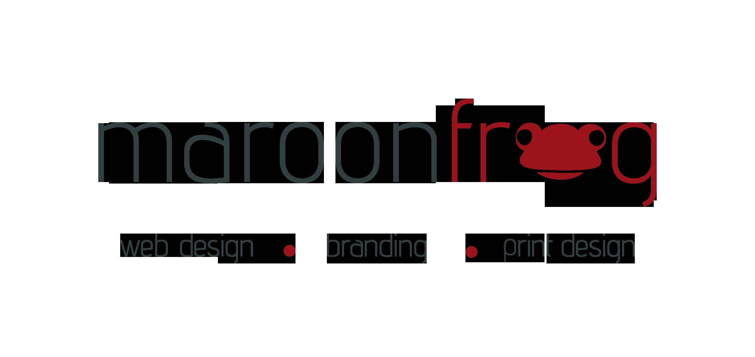 Maroon Frog